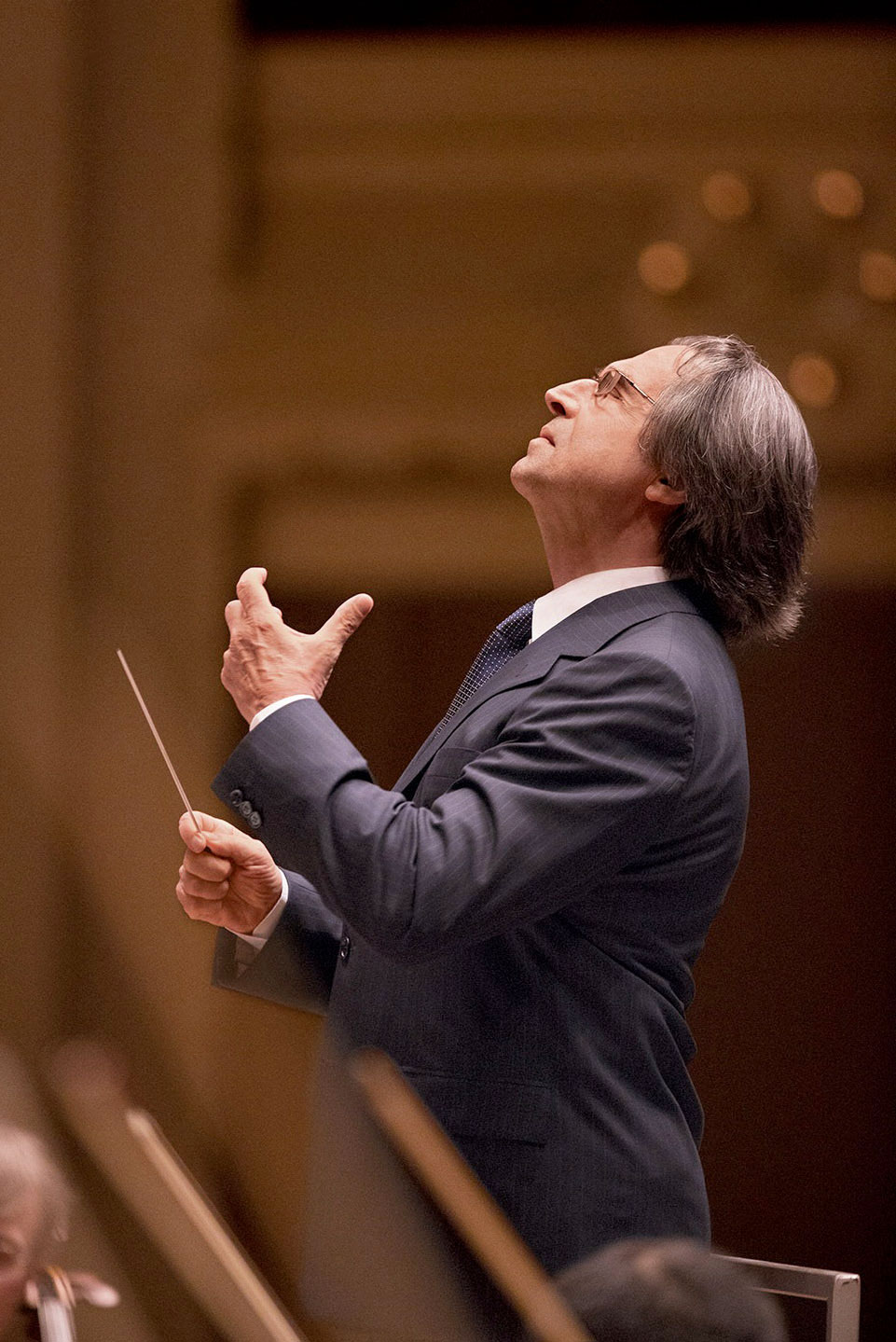 6/15/12 3:04:30 PM -- Chicago Symphony Orchestra, Maestro Riccardo Muti Conductor. Beyond the Score: Beethoven 5. © Todd Rosenberg Photography 2012