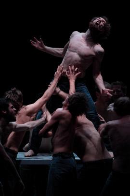 Les Mémoires d'un seigneur -Olivier Dubois - 8 giugno Ravenna Festival