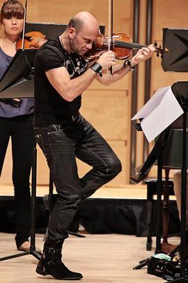 Fabiano Merlante violone Gianni Valgimigli