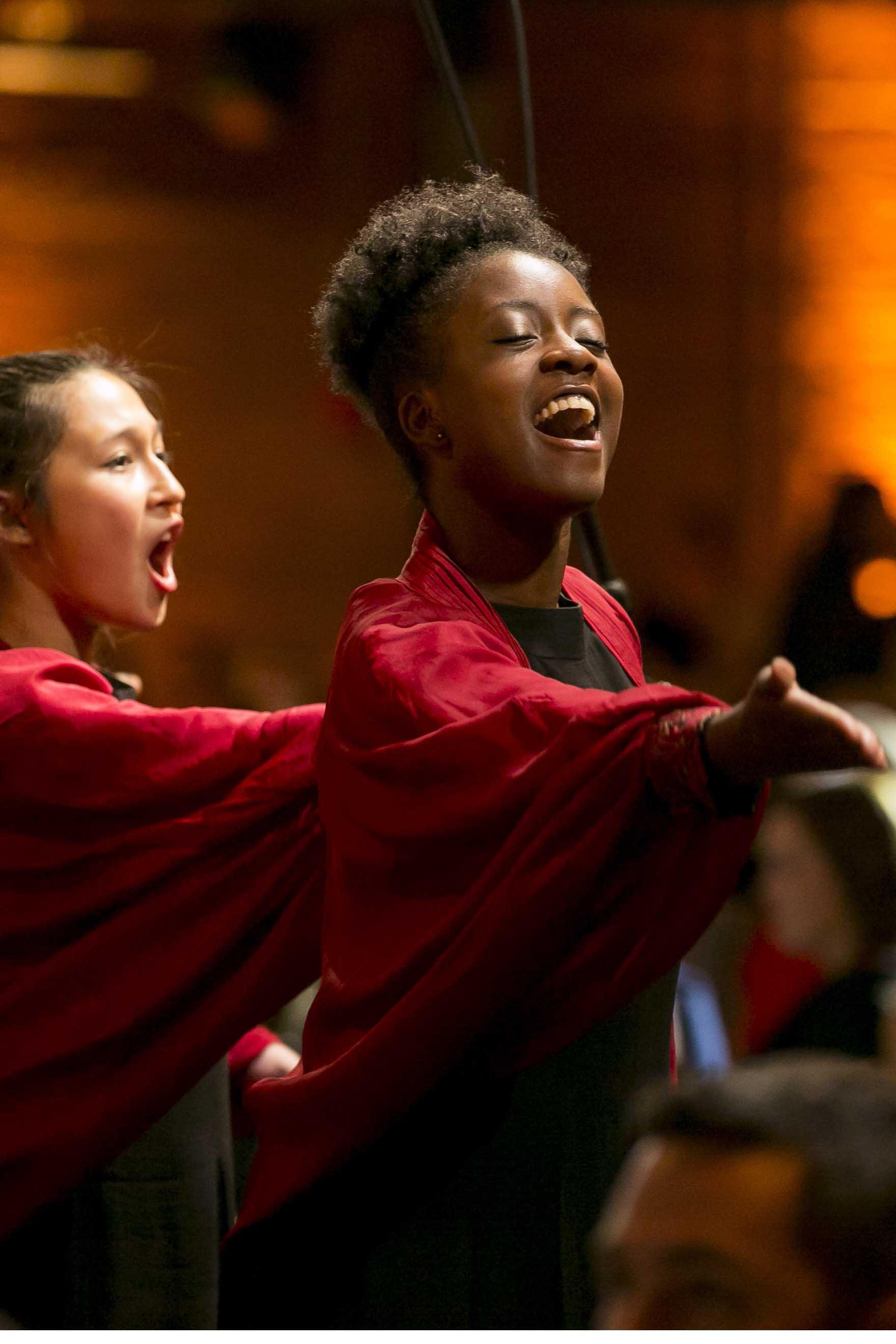 10/23/15 7:48:30 PM -- Chicago Children's Choir Red Jacket Optional honoring Joe and Jennifer Shanahan   © Todd Rosenberg Photography 2015