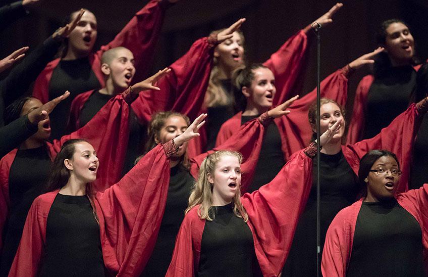 Chicago Children's Choir - Ravenna Festival