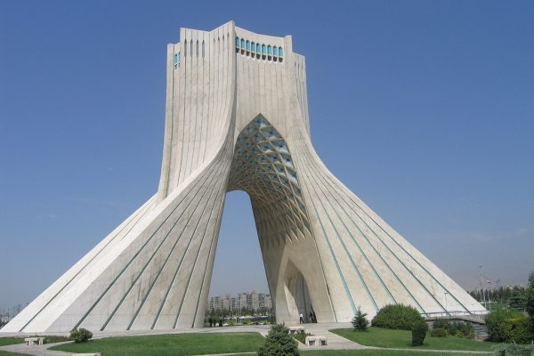 Torre Azadi Tehran